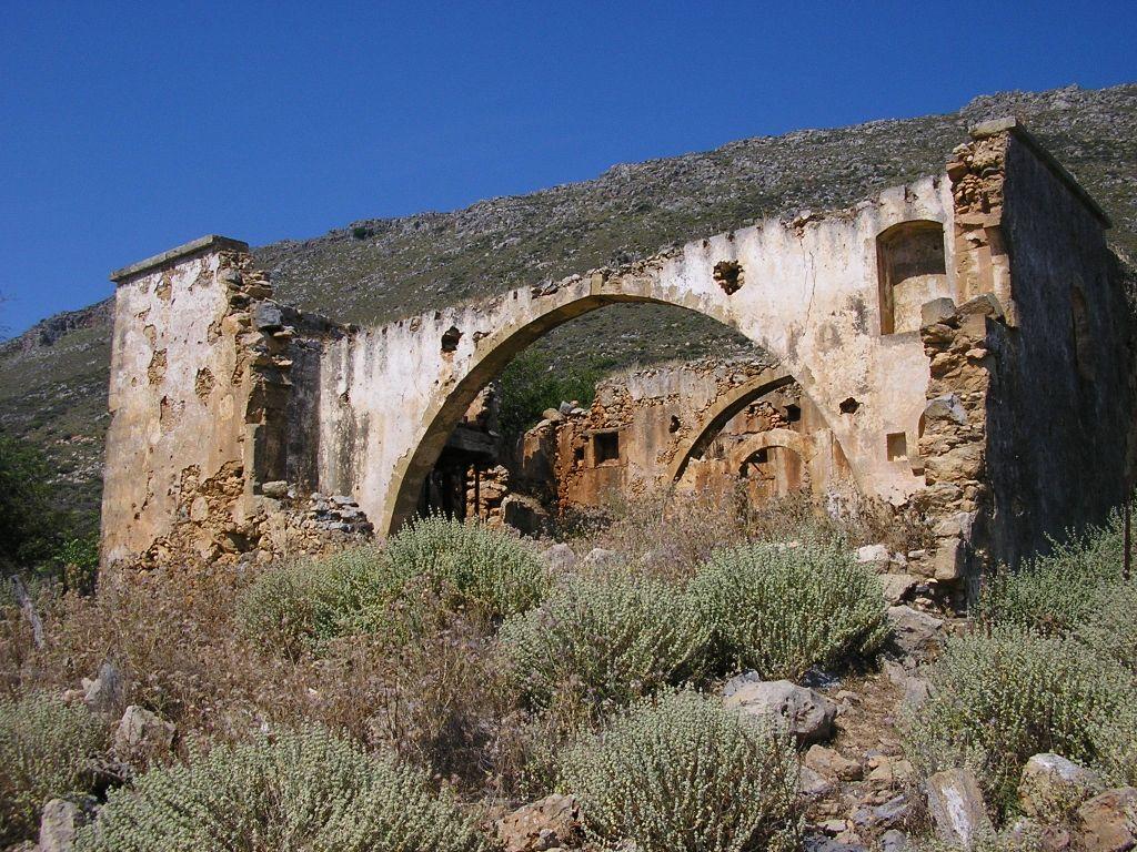 The Old Olive Press Afrata